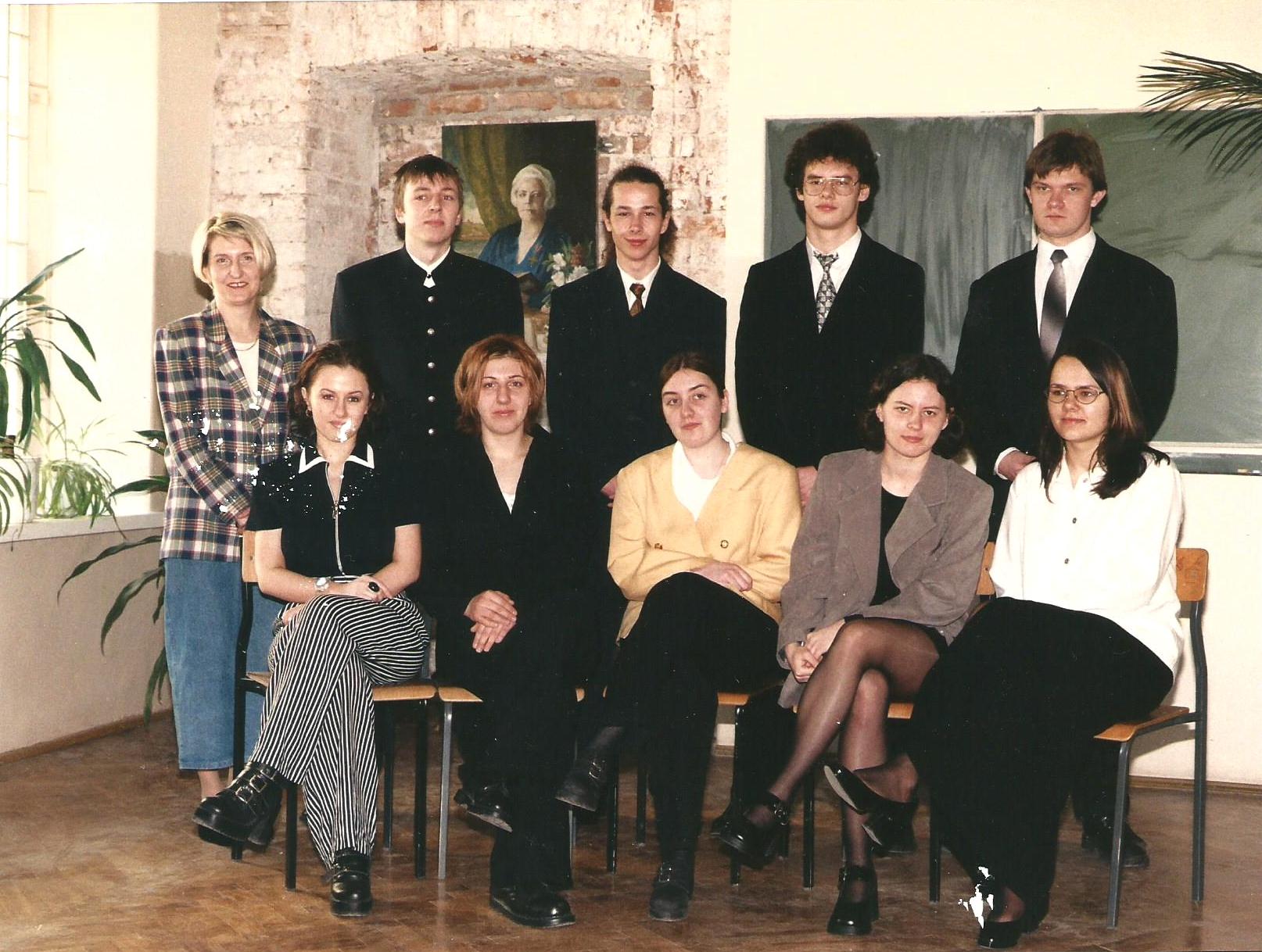 Absolwenci 1998
