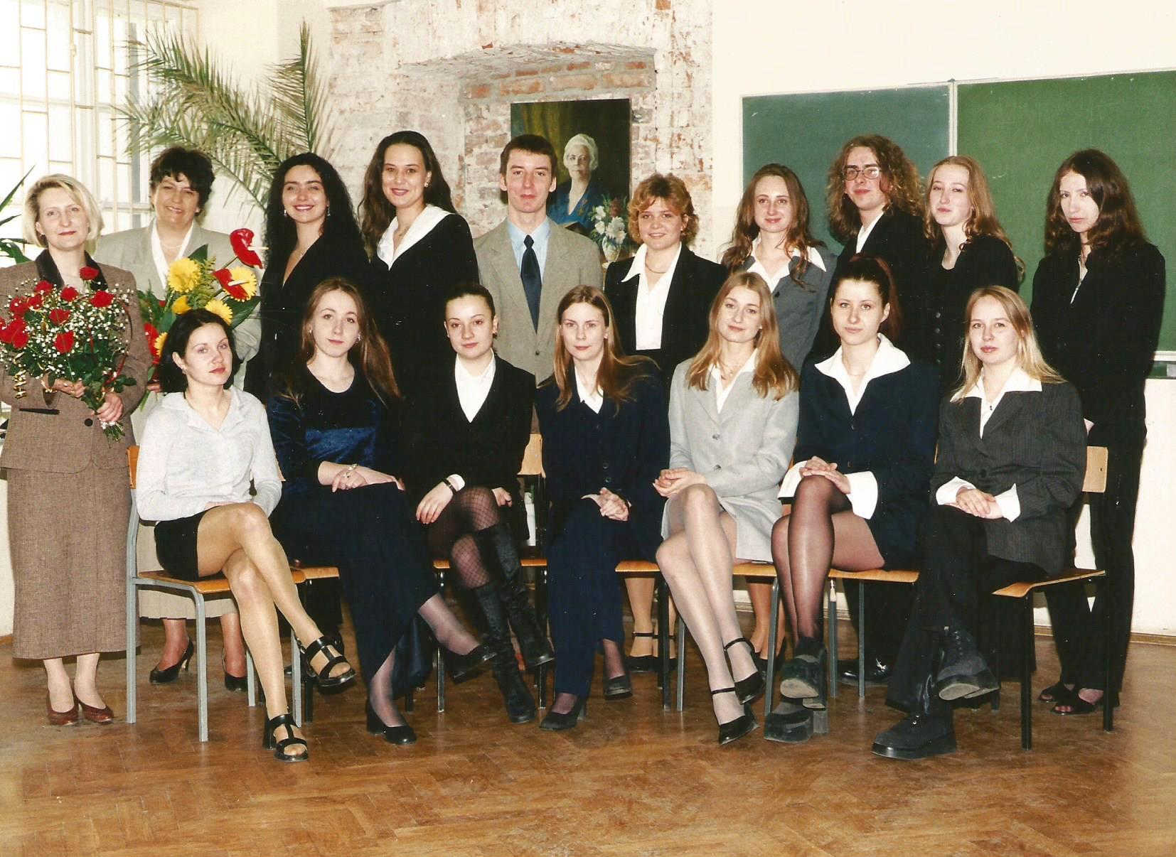 Absolwenci 1999