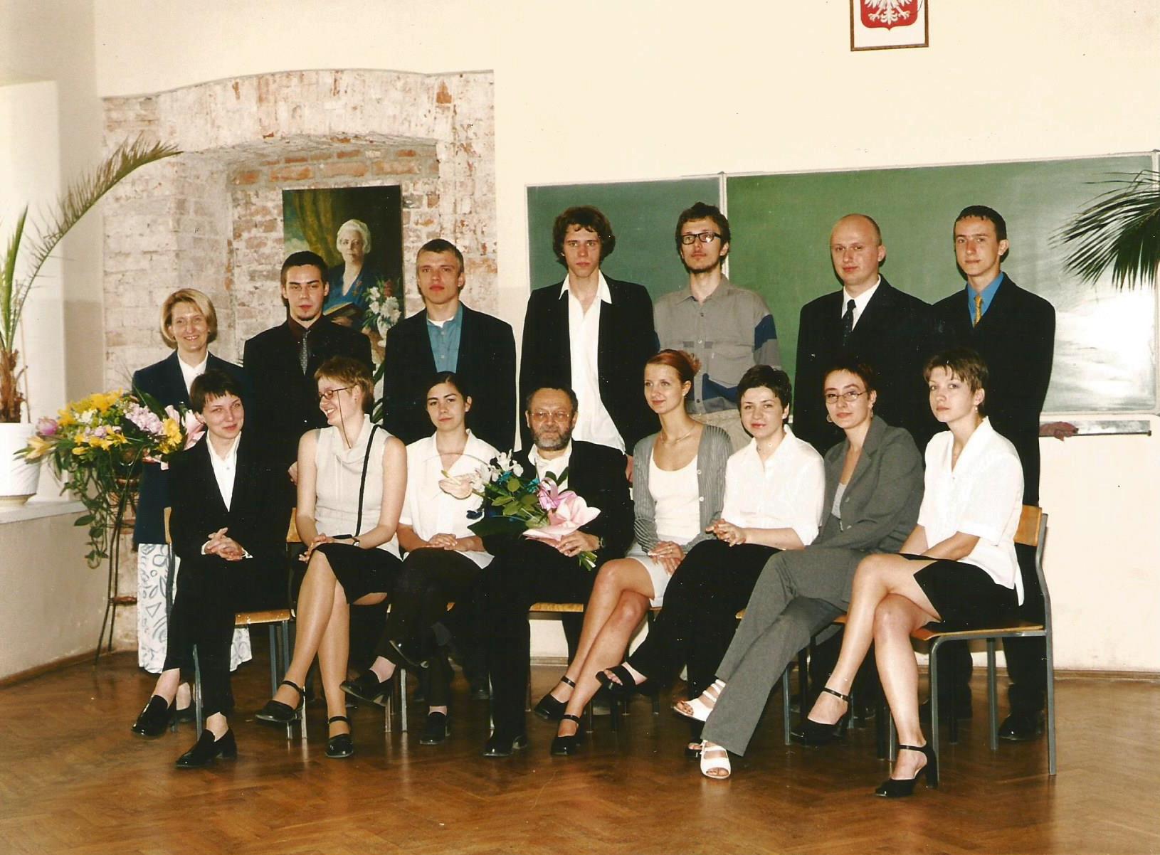 Absolwenci 2000