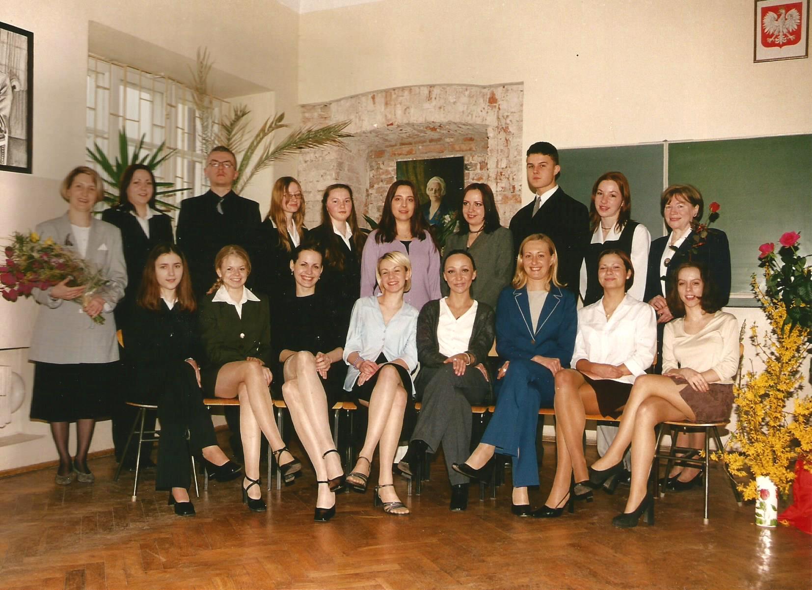 Absolwenci 2001