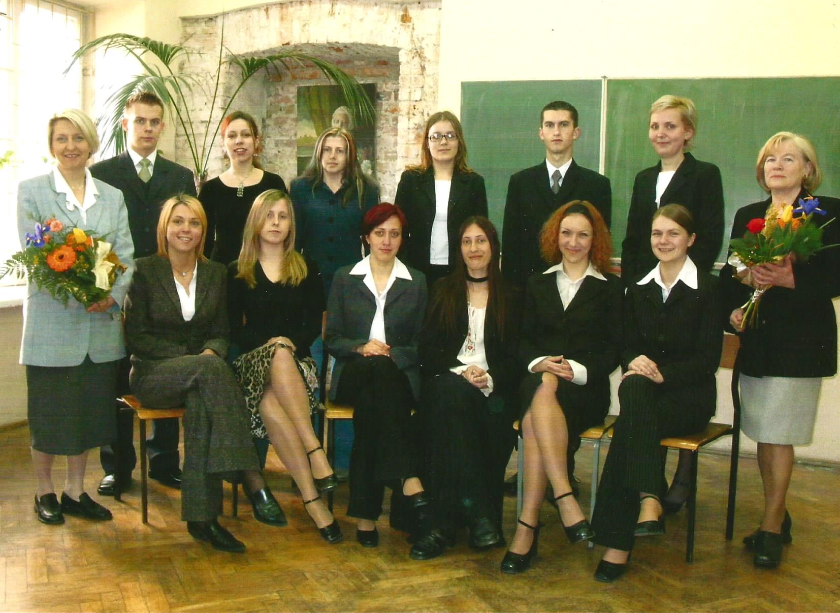 Absolwenci 2003