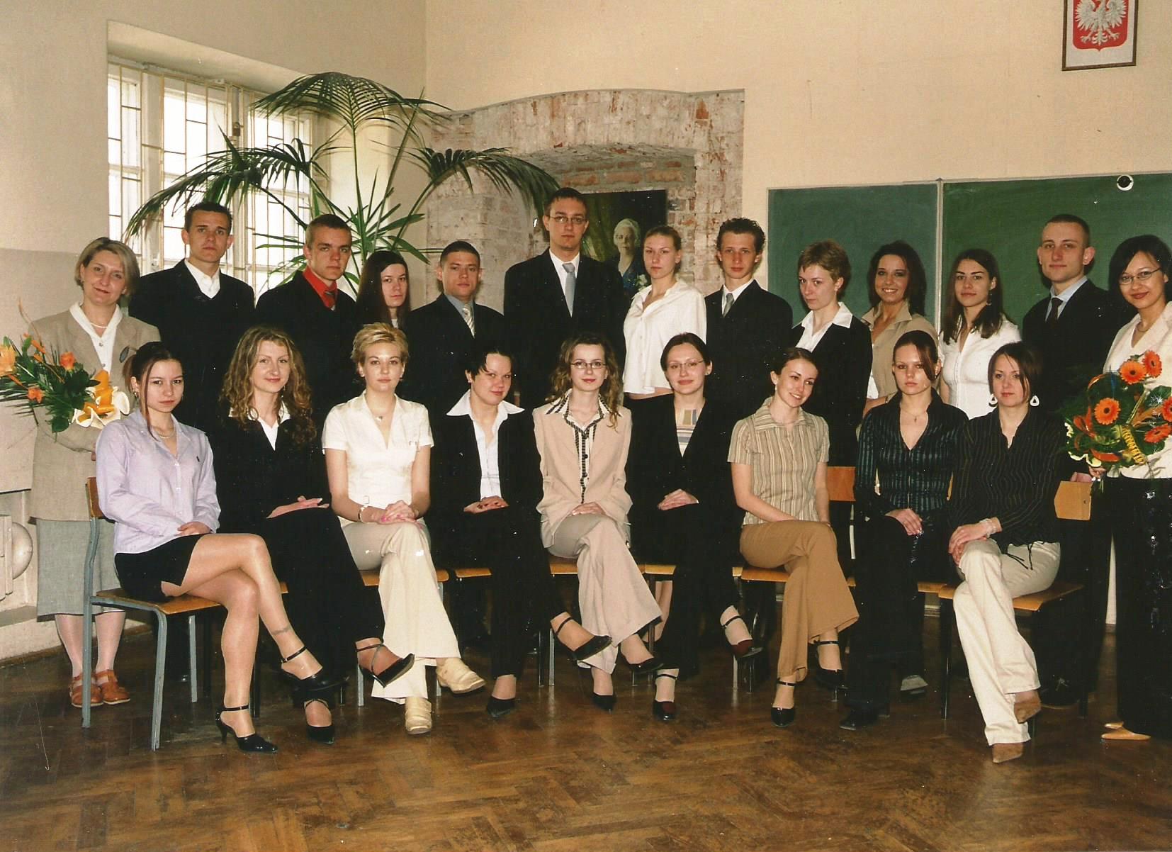 Absolwenci 2004