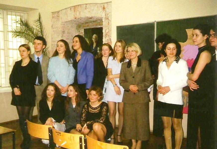Plastyk Dyplom 1999