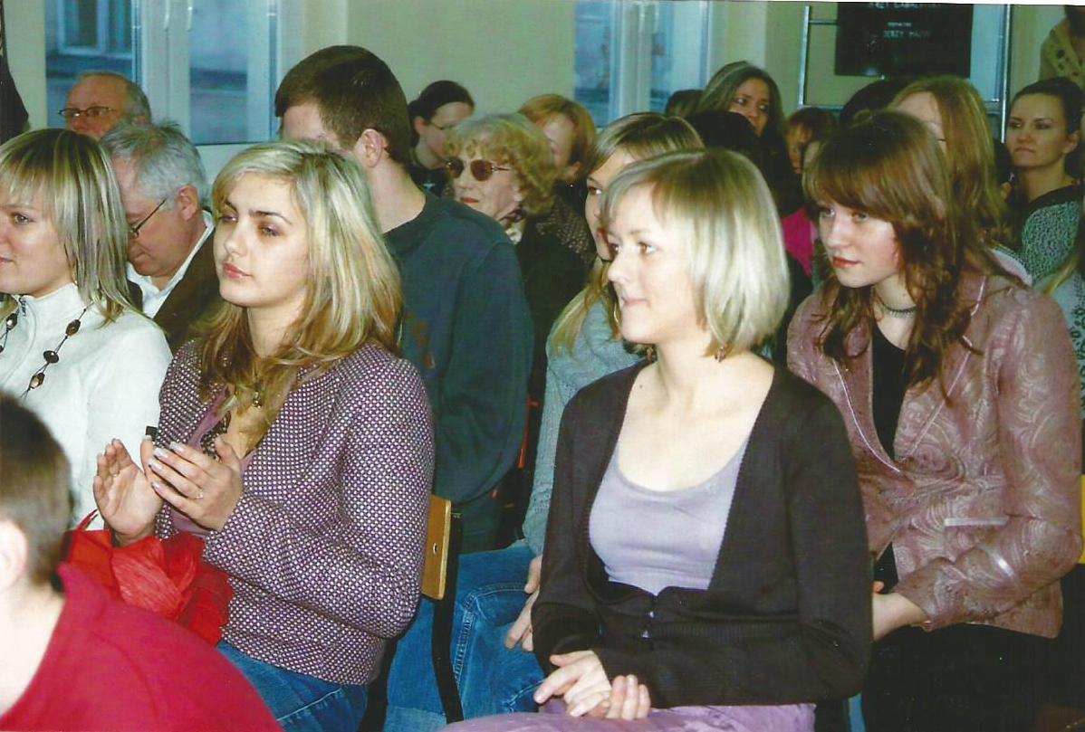 Plastyk Dyplom 2007