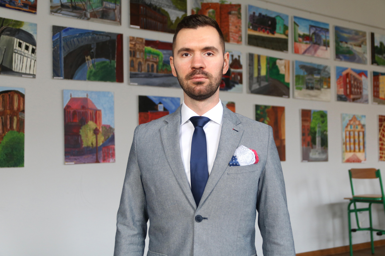 mgr Marcin Mroczkowski