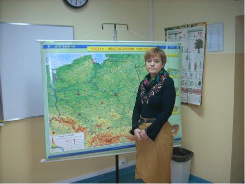 mgr Jolanta Ossowska Krzemińska