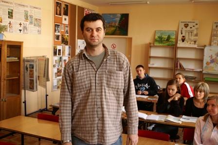 mgr Piotr Wiśniewski