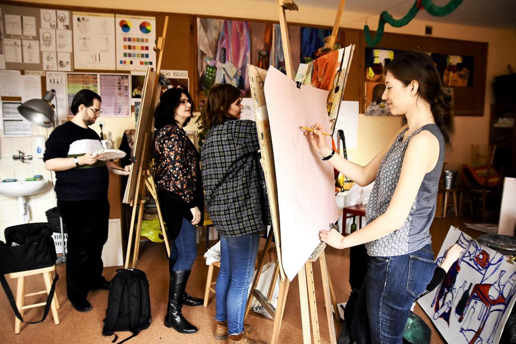 Pracownia rysunku i malarstwa