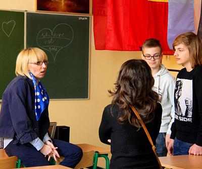 mgr Ewa Wojtysiak - Szczepańska