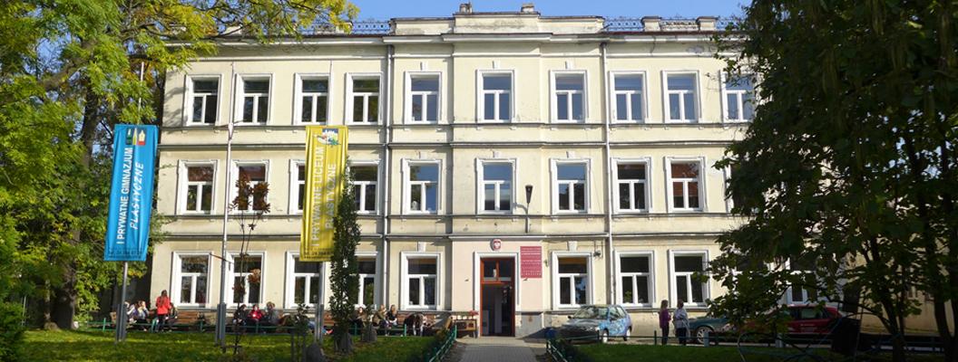 I Prywatne Liceum Plastyczne w Płocku
